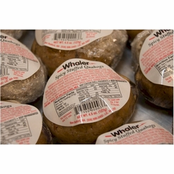 Whaler Seafood Spicy Stuffed Quahogs 12 Pack