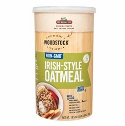 * Woodstock Irish-Style Oatmeal 18.5 oz.
