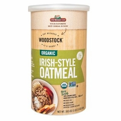 * Woodstock Organic Irish-Style Oatmeal 18.5 oz.