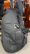 Christopher-Concord Removable Neck Soft Case 3 Piece Protects Laminated Upright Bass Well