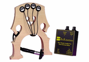 KK Sound UPRIGHT BASS PICKUPS and Preamps