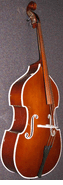 RB-1 Custom Rockabilly Bass Fiddle. Traditional 1950's Rockabilly Style
