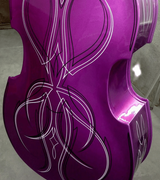 RB-6 Upright Bass Heavy Pinstriping