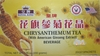Chrysanthemum Tea with American Ginseng Extract