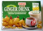 Gold Kili Ginger Drink