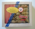 USA American Ginseng Roots -  Short