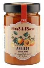 Fruit & Flame Apricot, Ginger & Mint Fruit Spread