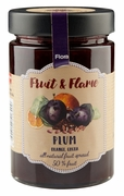 Fruit & Flame Plum w/ Orange & Cocoa Fruit Spread