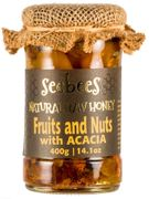 SEEBEES Acacia Honey with Fruit & Nuts