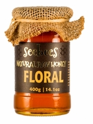 <font color=red><b>SALE!</font></b> SEEBEES Floral Honey 400g/ 14.1 oz (Formerly Wild Honey)