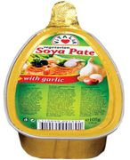 Vitalia Soya Pate w/ Garlic 105g - Case of 16 Packs