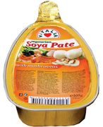 Vitalia Soya Pate w/ Mushrooms 105g - Case of 16 Packs