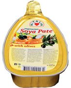 Vitalia Soya Pate w/ Olives 105g - Case of 16 Packs