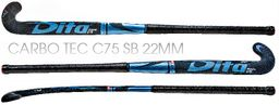 "CARBO TEC C75 ""J"" Blue Carbon - <br>FOR CONTROL"