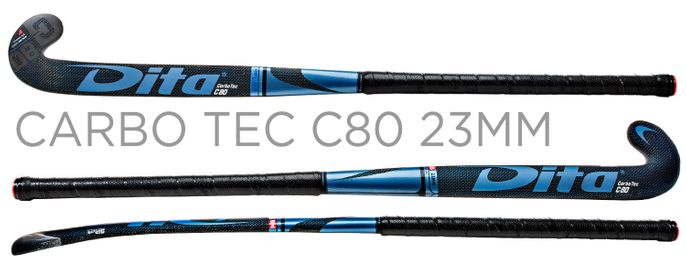 CARBO TEC C80 Blue Carbon  - <br>FOR VERSATILE PLAY, DECEPTIVE SWEEPS