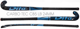 Carbo Tec C85 Low Bow BLUE CARBON - <br>Advanced Play, Easy Lifts