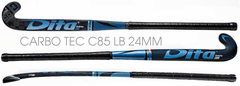 Carbo Tec C85 BLUE CARBON - Aggressive Skills Athlete