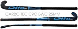 CARBO TEC C90 BLUE CARBON - <br>For 3D-Skills, Drag Flicks