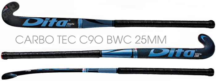 Carbo Tec C90 BLUE CARBON - SOLD OUT