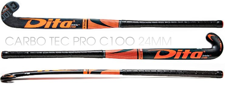 Carbo Tec Pro C100 24mm Low Bow - <br>For Advanced Skills, Easy Lifts