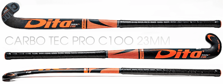 CARBO TEC PRO C100 23mm - For Versatile Play, Deceptive Sweeps