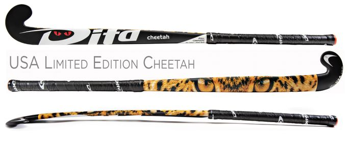 INDOOR CHEETAH Limited Edition <br>Full Composite