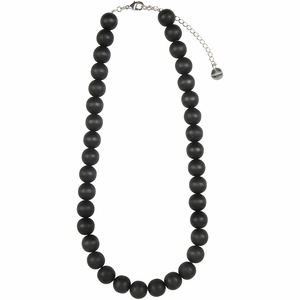Aarikka Aito Coal Necklace
