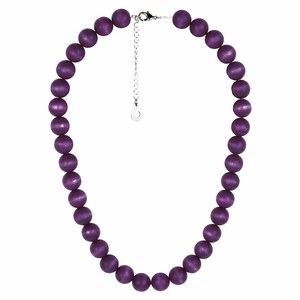Aarikka Aito Dark Lilac Necklace