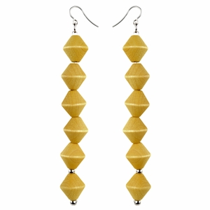 aarikka Daalia Citron Earrings
