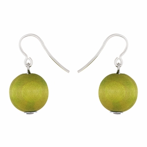 aarikka Karpalo Lime Earrings