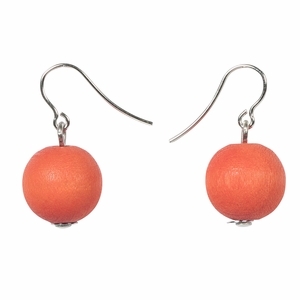Aarikka Karpalo Orange Earrings
