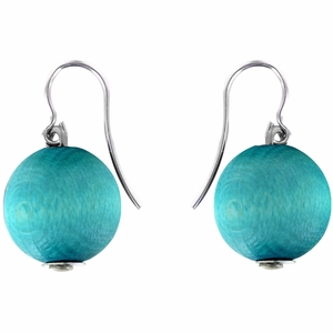 aarikka Karpalo Turquoise Earrings