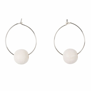 Aarikka Kehra Ivory Earrings