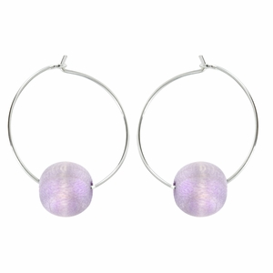 aarikka Kehra Light Lilac Earrings