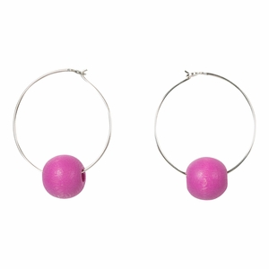 Aarikka Kehra Raspberry Earrings