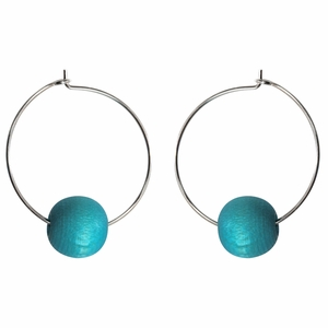 Aarikka Kehra Turquoise Earrings