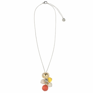 Aarikka Keto Orange / Yellow Necklace