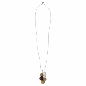 Aarikka Lupiini Plum Necklace