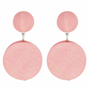 aarikka Maria Geranium Pink Earrings