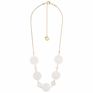 aarikka Medeia Ivory Necklace