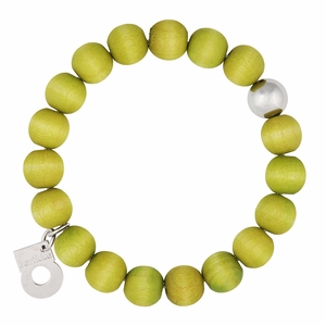 aarikka Merida Lime Green Bracelet