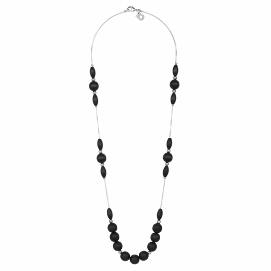 aarikka Merikaisla Black Necklace