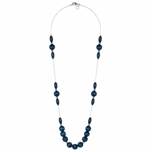 aarikka Merikaisla Navy Necklace