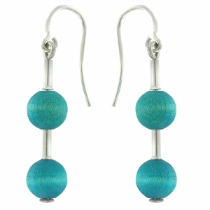 Aarikka Pippuri Turquoise Earrings