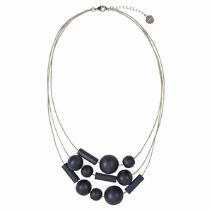 Aarikka Saame Navy Necklace