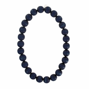 aarikka Suomi Dark Blue Necklace