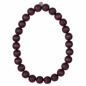 aarikka Suomi Plum Necklace