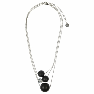 Aarikka Tunne Coal Necklace