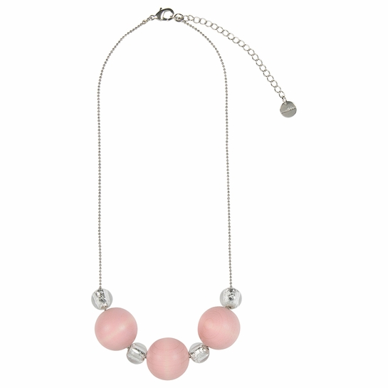 Aarikka Utopia Light Pink Necklace
