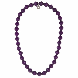 Aarikka Vaasa Dark Lilac Necklace